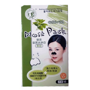 Салфетки для носа Amino Acid 10 шт