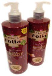 Шампунь Folia Beauty Mate