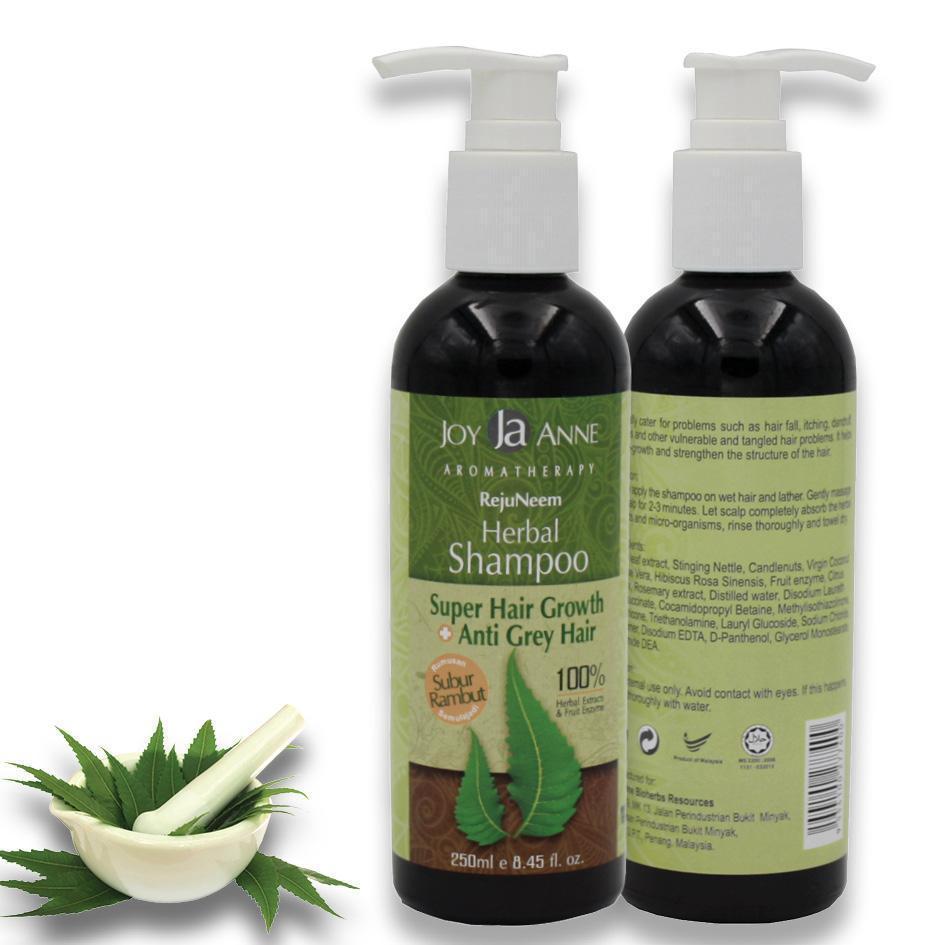 Шампунь Natural Herbal Shampoo