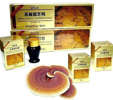 Крем для лица гриб Ganoderma