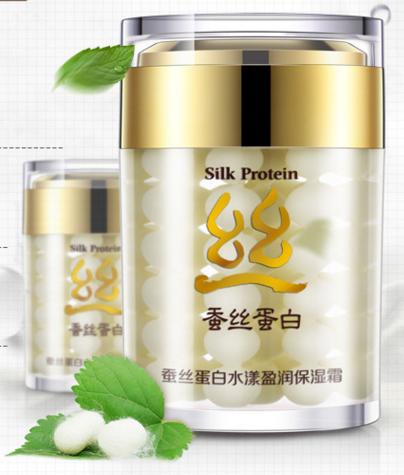 Крем шелк с протеином