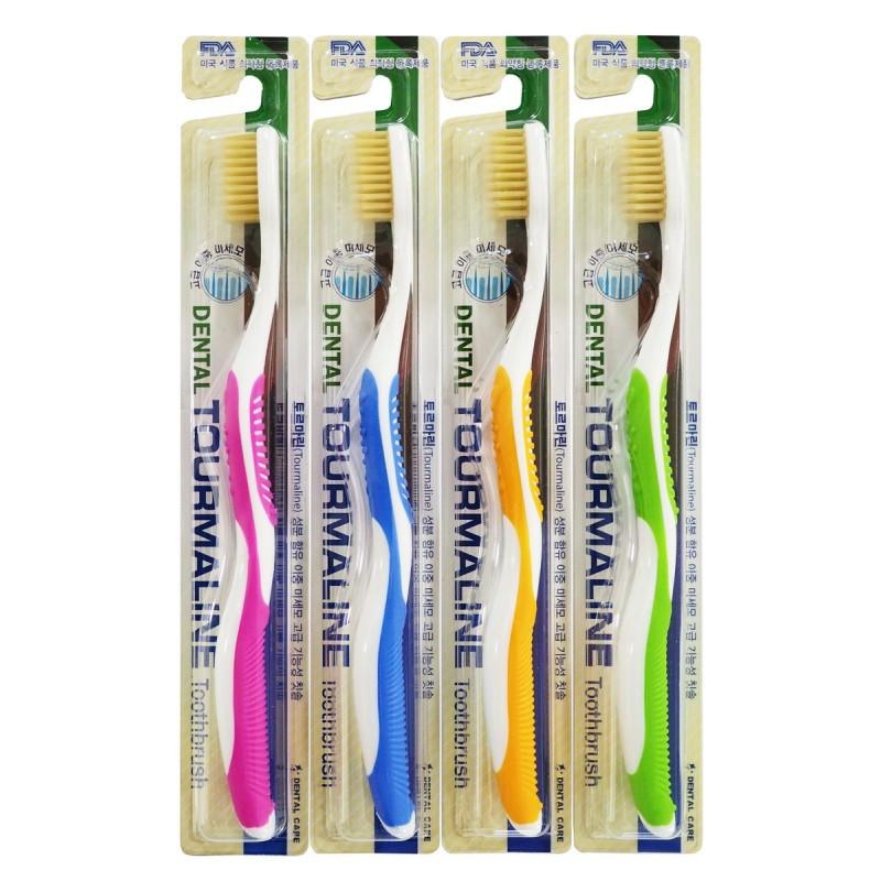 Турмалиновая зубная щетка