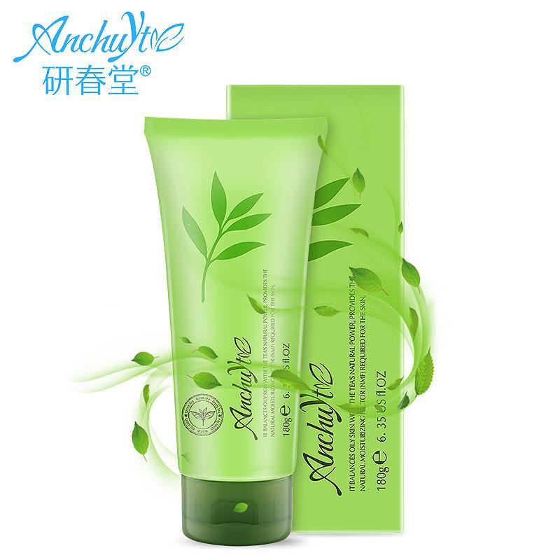 Крем зеленый чай Anchuyt