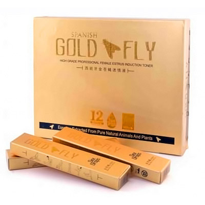 Суспензия GOLD FLY