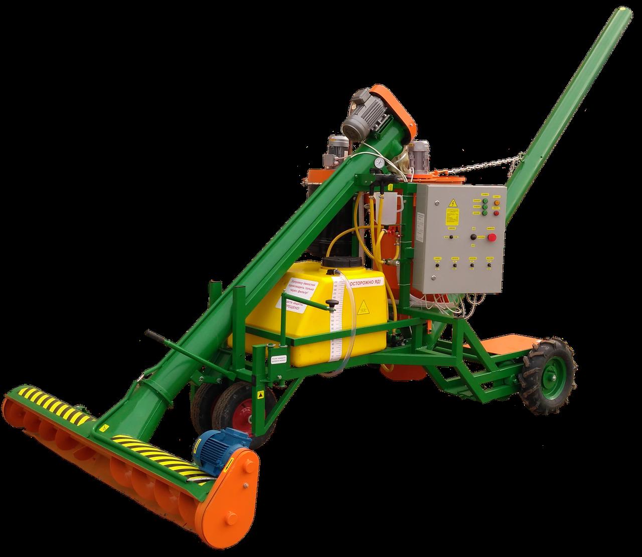 Протравливатель семян камерный ПСК-15