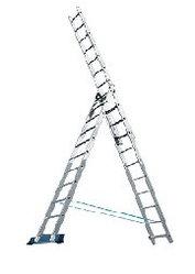 Лестницы двухсекционные и трехсекционные
