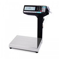 Весы  с печатью этикеток МАССА-К  МК-6(15,32).2-RP-10-1