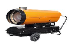 Тепловые дизельные пушки