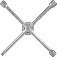 "Ключ баллонный крестообразный, усиленный, 17х19х21x1/2""DR, 380 мм CRTW38"