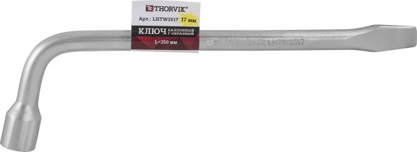 Ключ баллонный Г-образный, 17 мм, 310 мм LHTW3517
