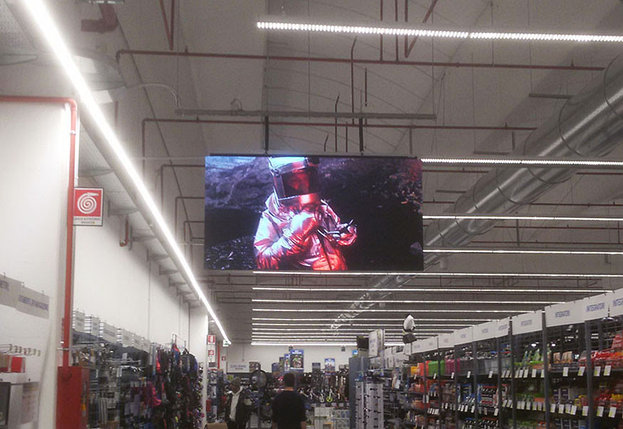 LED- экран SMD р4 , размер: 3.072 *2.048- 6.29кв.м (1024мм*1024мм) OUTDOOR, фото 2