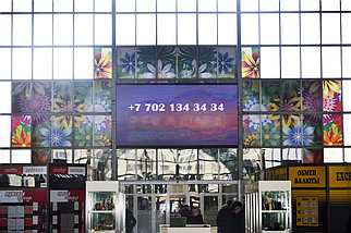 LED- экран SMD р4 , размер: 3.072 *2.048- 6.29кв.м (1024мм*1024мм) OUTDOOR, фото 3