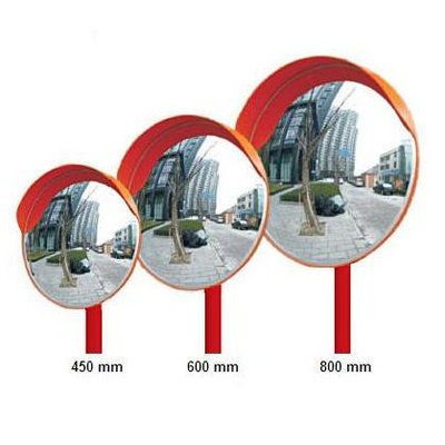 Зеркала наблюдения, обзорное, дорожные, уличные, сферические