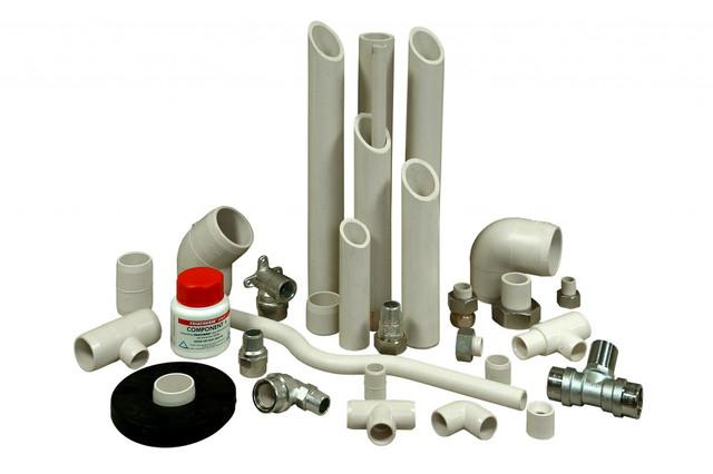 Металлопластиковые трубы, фитинги и аксессуары для систем отопления и тёплых полов