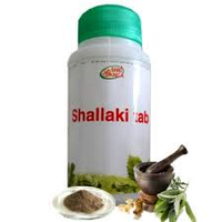 Шаллаки Шри Ганга / Shallaki Tab Shri ganga - 120таб. артрит и атеросклероз