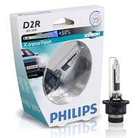 Ксеноновая лампа Philips X-treme Vision (+50%) D2R , фото 1
