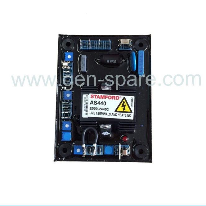Оригинал STAFMORD AS440 AVR / Подлинная STAMFORD Автоматический регулятор напряжения AS440 (E000-24403 / 1P)