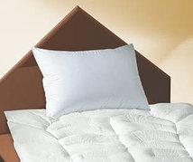 Шерстяное одеяло Сатин, Brinkhaus, Двуспальное Евро, Белый