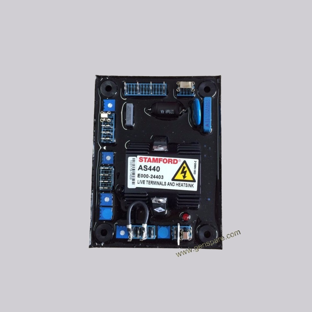 Оригинал STAFMORD AVK AS480 AVR E000-14808 / 1P