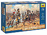Сборная модель набор солдатиков Саксонские кирасиры 1810-1814 г.г.