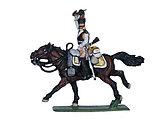 Сборная модель набор солдатиков Саксонские кирасиры 1810-1814 г.г., фото 2