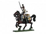 Сборная модель набор солдатиков Саксонские кирасиры 1810-1814 г.г., фото 4