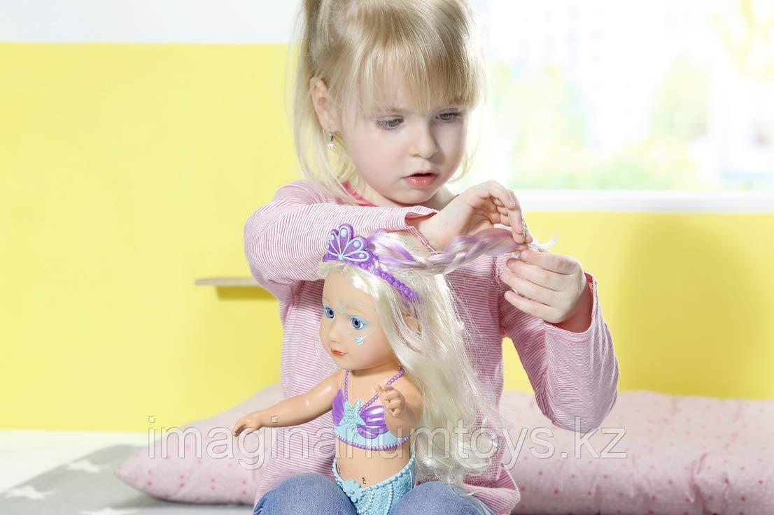 Baby Born кукла сестричка Русалочка 43 см - фото 5