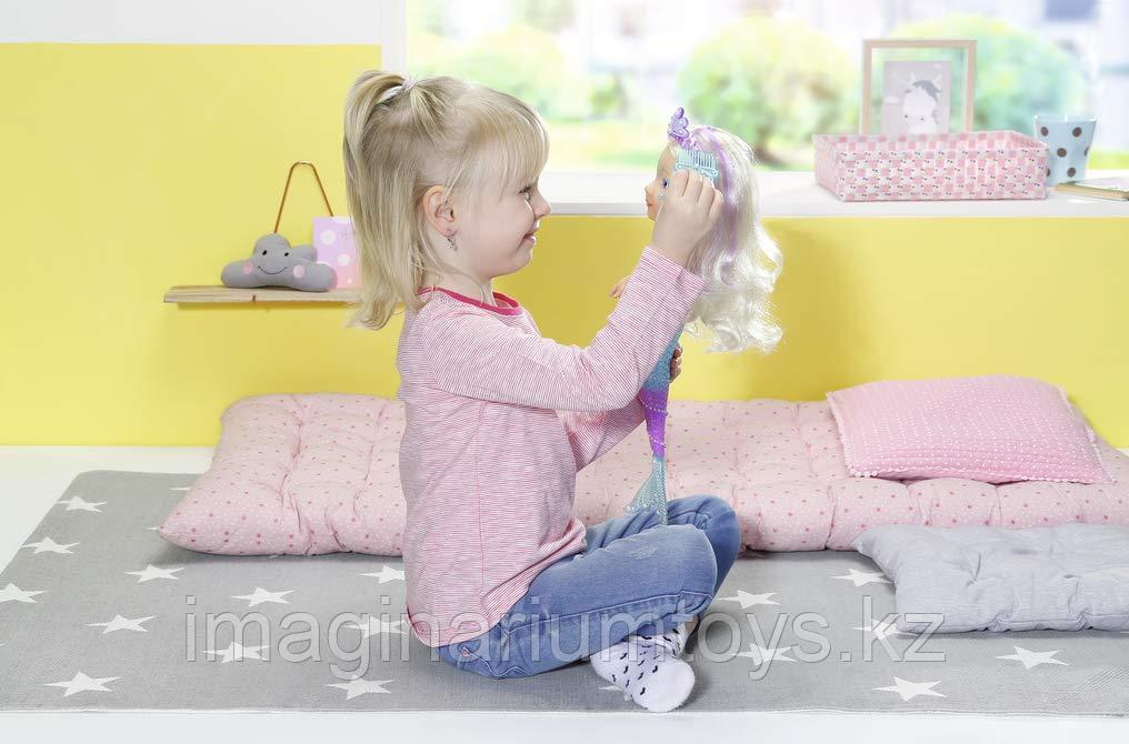 Baby Born кукла сестричка Русалочка 43 см - фото 6