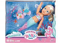 Baby Born кукла сестричка Русалочка 43 см