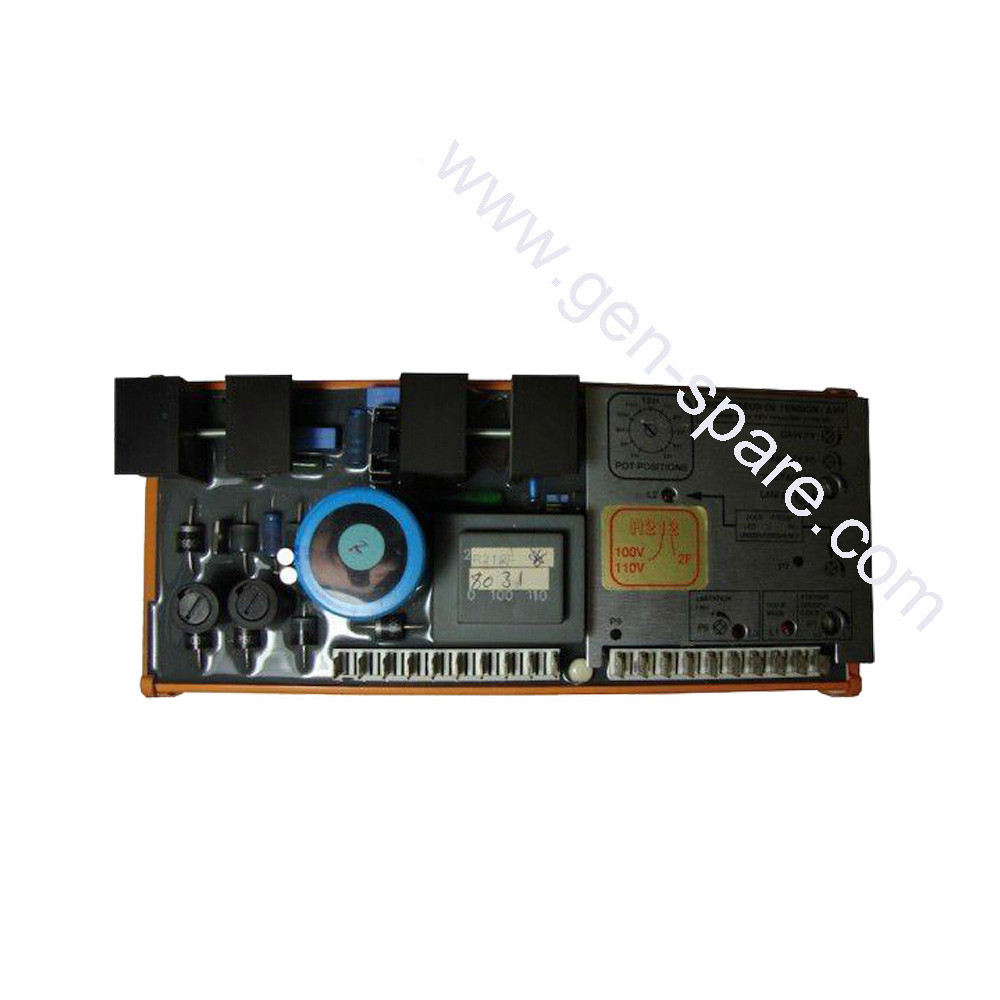 Оригинал Leroy Somer R212 AVR / Подлинная Leroy Somer Автоматический регулятор напряжения R212