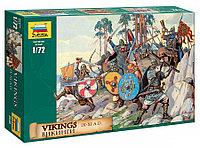 Сборная модель набор солдатиков Викинги IX-XI вв, фото 1