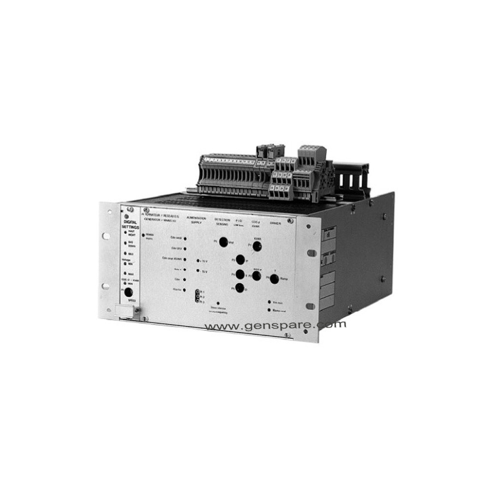 Оригинальный Leroy Somer R610 AVR / Автоматический регулятор напряжения R610
