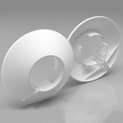 Декоративная заглушка для труб (22, 27, 32 mm)