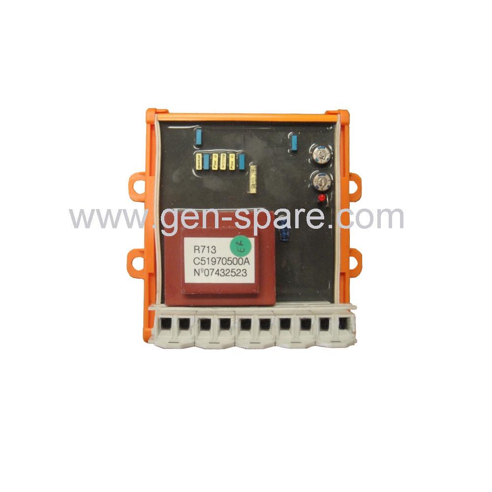 Оригинал Leroy Somer R713 AVR / Подлинная Leroy Somer Автоматический регулятор напряжения R713