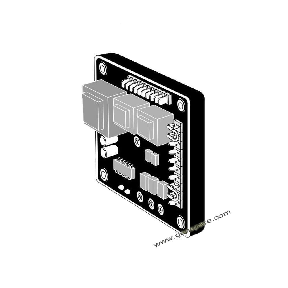 Оригинал Leroy Somer R725A AVR / Подлинная Leroy Somer Автоматический регулятор напряжения R725A
