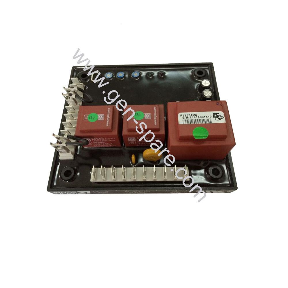 Оригинальный Leroy Somer R726 AVR / Автоматический регулятор напряжения R726