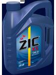 Моторное полусинтетическое масло ZIC X5 10w40 4л
