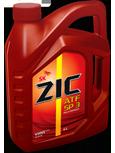 Трансмиссионное масло ZIC ATF SP-3 4л