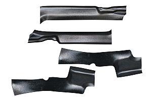Накладки на ковролин (ABS) (4 шт) RENAULT Duster 2012- /NISSAN Terrano 2014-