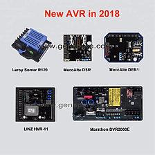 Дизельный генератор AVR для генератора с регулятором напряжения, фото 2