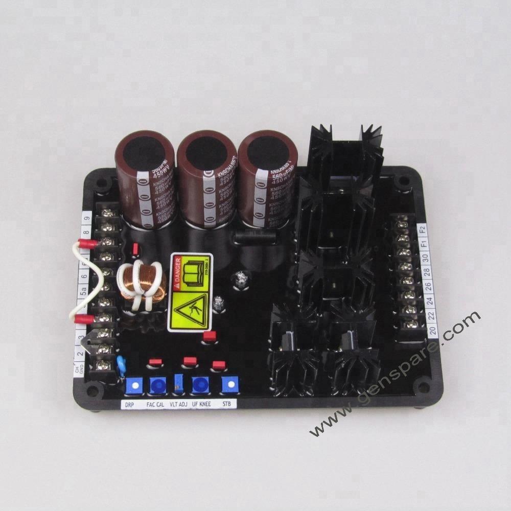 Генератор CAT Автоматический регулятор напряжения AVR VR6