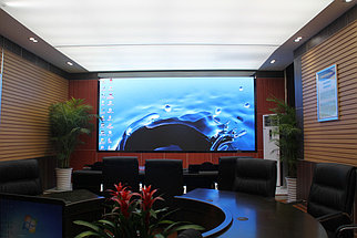 Лед экран р5 indoor  5.12м*3.04м- 15.57кв .м   (320мм*160мм), фото 3