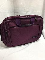 Сумка-рюкзак(трансформер) с отделом под 17-ти дюймовый ноутбук.Высота 31см,длина 44см,ширина 9см., фото 1