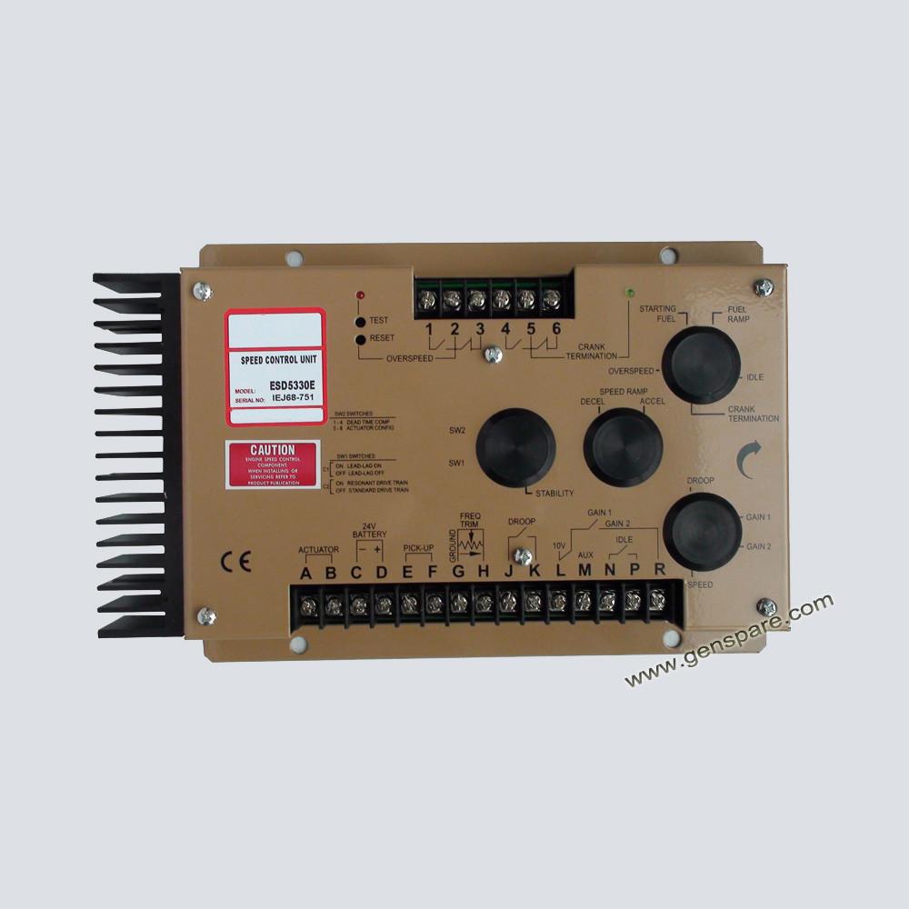 Регулятор скорости вращения ESD5330 ESD5330E