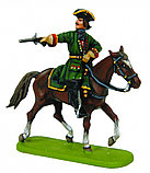 Сборная модель Драгуны Петра I 1701-1721гг 1\72, Звезда, фото 6