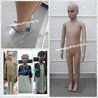 Манекен детский пластик 8-10 лет рост 1.3