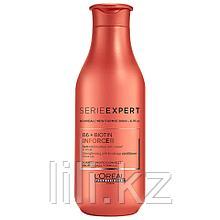 Укрепляющий шампунь - Loreal Professionnel Série Expert Inforcer Shampoo 300 мл.