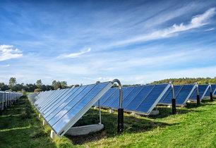 Солнечные коллекторы для больших станций