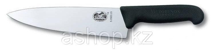 Нож разделочный Victorinox Carving Knife, Длина клинка: 200 мм, Материал клинка: Нержавеющая сталь, Материал р