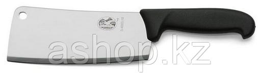 Топорик кухонный Victorinox Kitchen Cleaver, Общая длина: 315 мм, Длина клинка: 180 мм, Материал клинка: Нержа